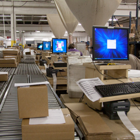 Web-Based Order Fulfillment Software