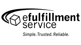 eFulfillment Service Black Logo