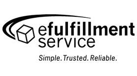 eFulfillment Service Black Logo