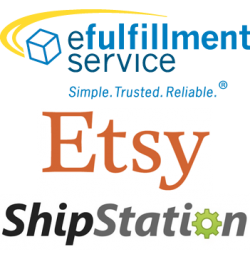 eFulfillment Service Etsy ShipStation