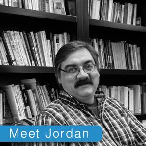 Meet Jordan Lindberg