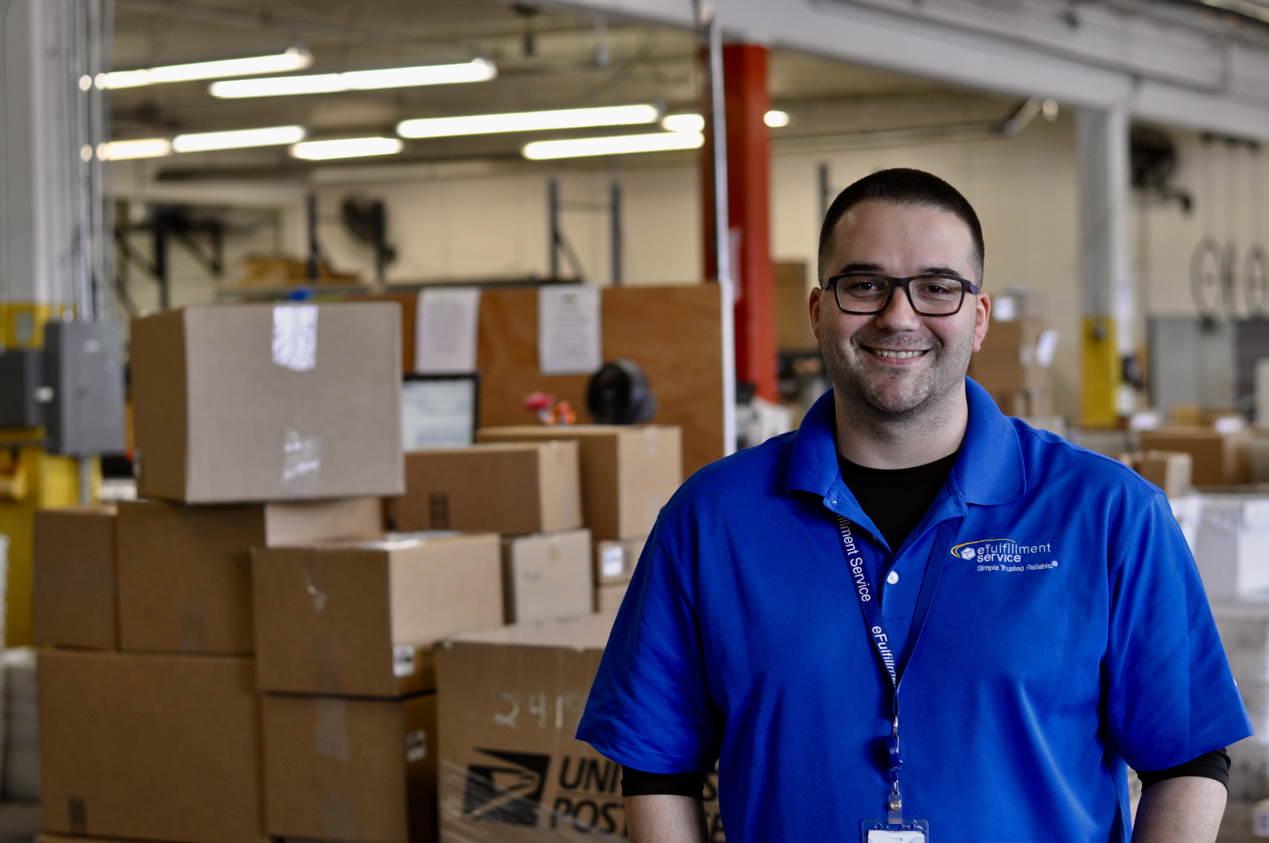 Claycomb to Fill Warehouse Manager Role at EFS