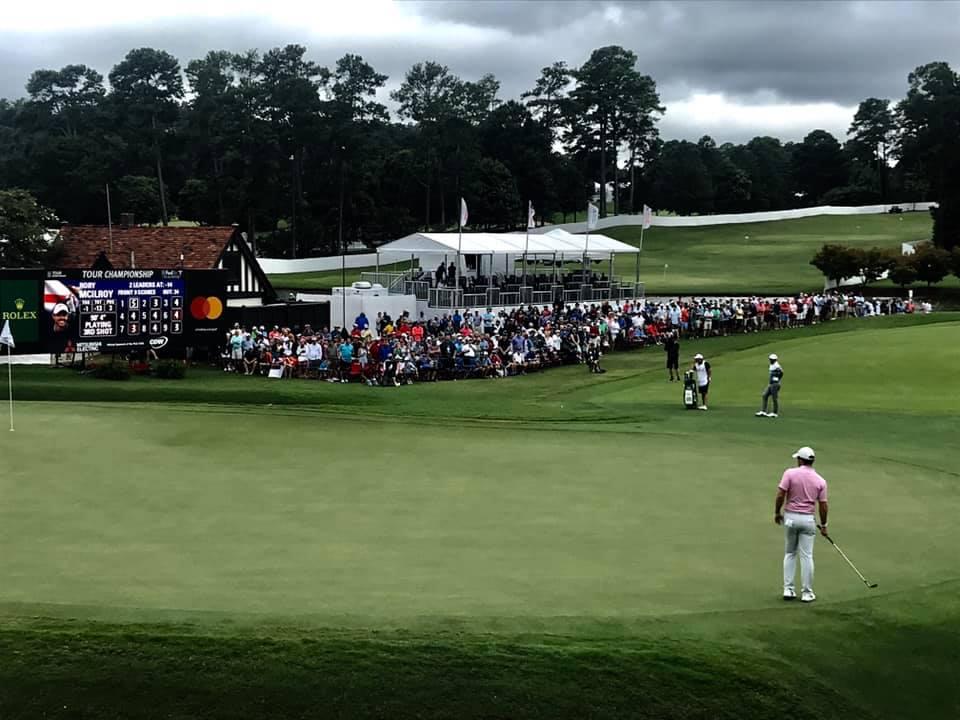 Golf, FedEx & Ecommerce