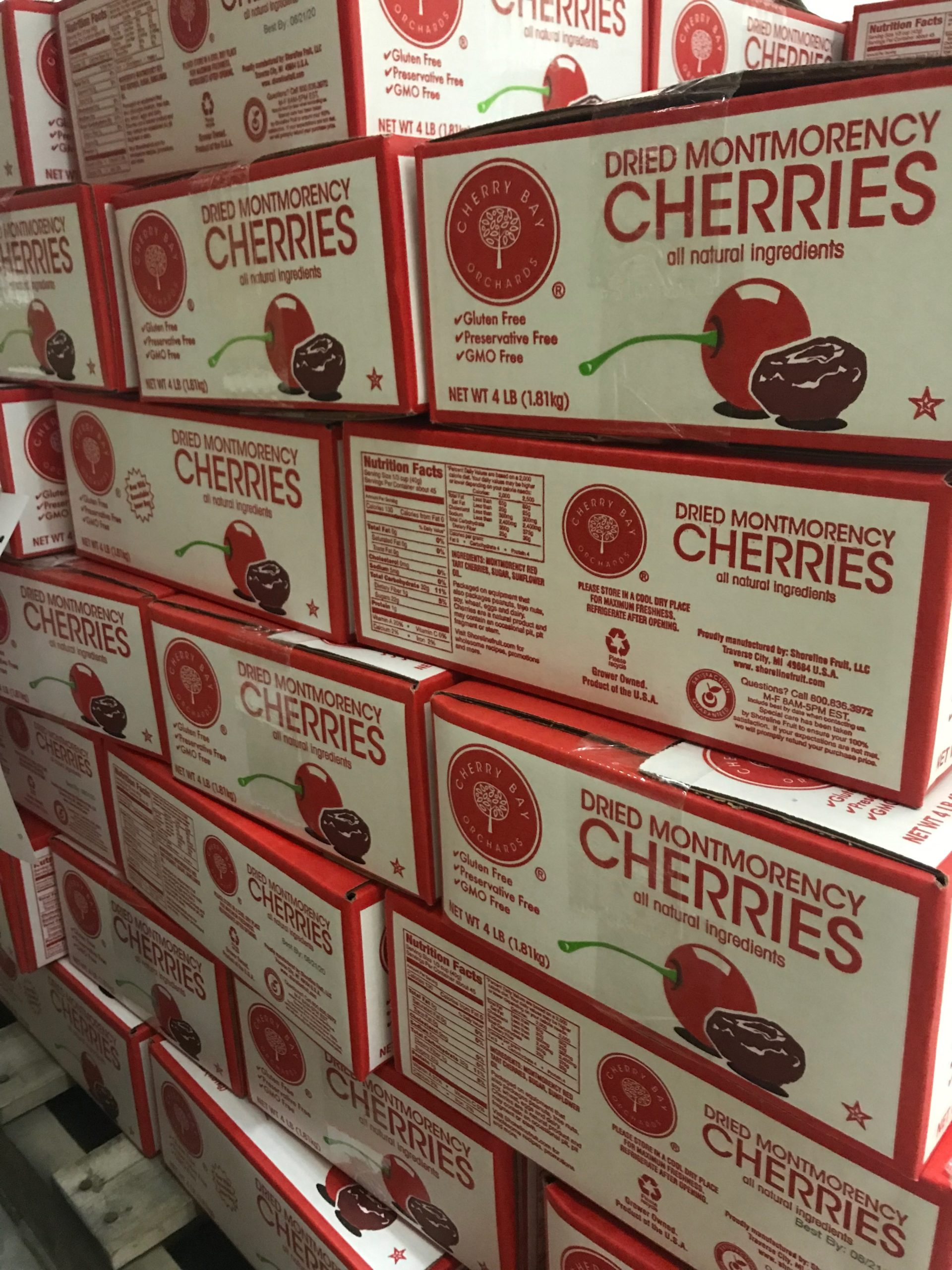 Fulfillment Success Story: Shoreline Fruit's Cherry Bay Orchards