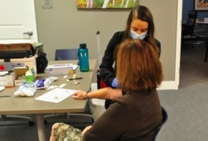 EFS Protects Workforce with Free Flu Shots