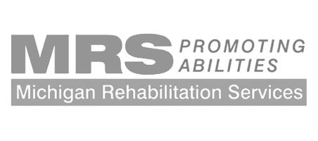 Michigan Rehabilitation Services Logo