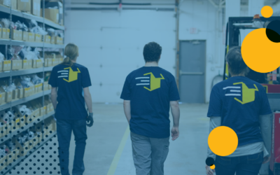 Ecommerce Fulfillment Center Celebrates Its Team