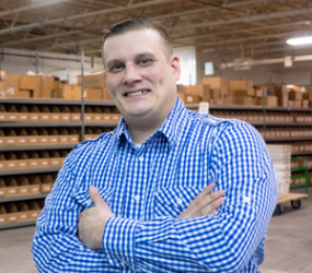 EFS Welcomes New Operations Manager