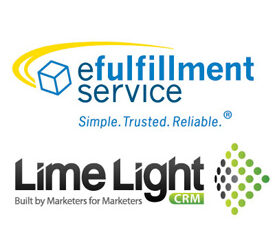 eFulfillment Service Partners with Lime Light CRM