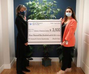 EFS Team Donates to Northern Michigan Charities