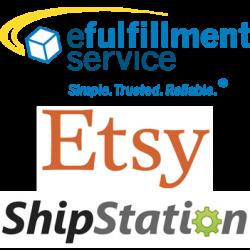 New Etsy & ShipStation Integrations
